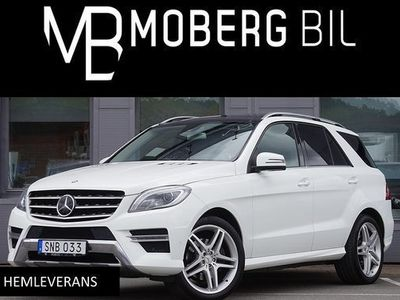 begagnad Mercedes 350 ML Benz4M AMG HUD Panorama 2015, SUV 289 900 kr