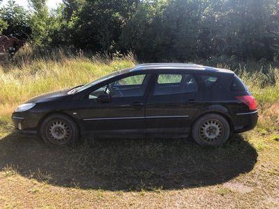 begagnad Peugeot 407