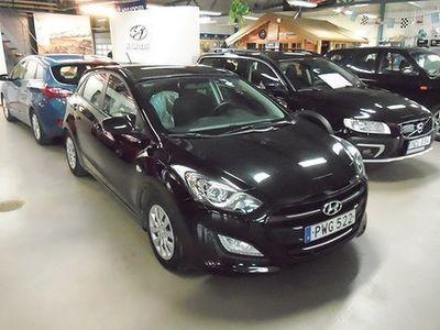begagnad Hyundai i30 5-dörrar 1.6 CRDi 110hk -15