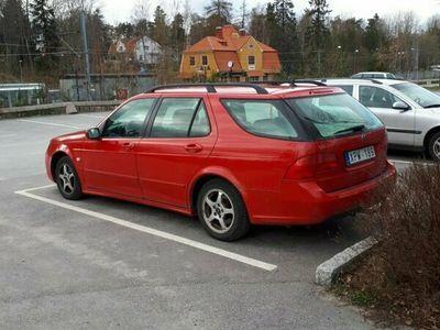 begagnad Saab 9-5 VECTOR SPORTCOM