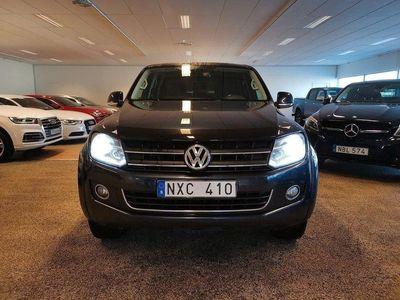 begagnad VW Amarok amarokDubbelhyt