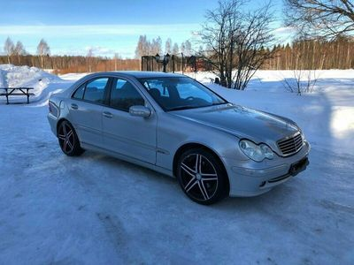 begagnad Mercedes C320 4-Matic Avantgarde
