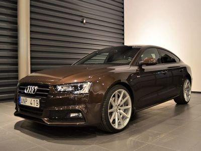 begagnad Audi A5 Sportback 2.0 TDI Quattro B&O