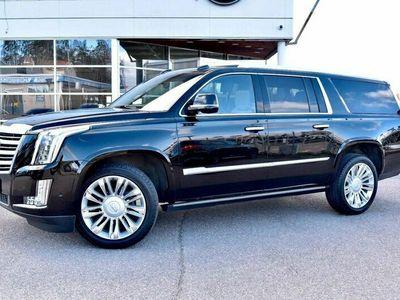 begagnad Cadillac Escalade ESV