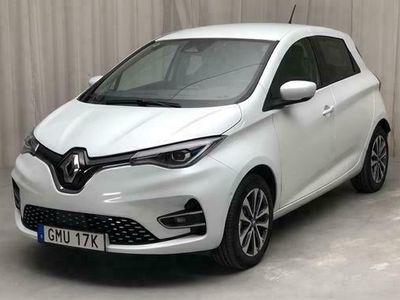 begagnad Renault Zoe 52 kWh R135 2020