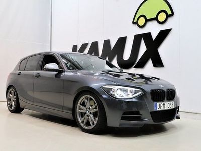 begagnad BMW 135 M xDrive | 5-door | Steptronic | 2013, Halvkombi 279 800 kr