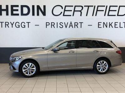 begagnad Mercedes 220 C4MATIC (194hk) AVANTGARDE / VÄRMARE / NAVI