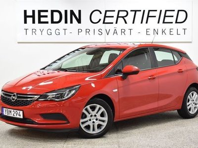 begagnad Opel Astra Enjoy Pluspaket 1,4T 125hk