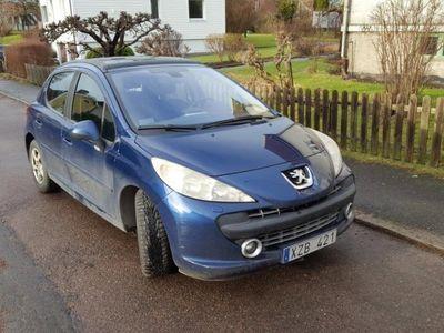 begagnad Peugeot 207 1.6HD 5 dörrars -06