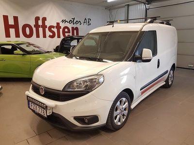 begagnad Fiat Doblò Cargo Drag Nav