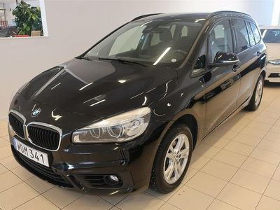 begagnad BMW 218 Gran Tourer i 7-Sits Aut