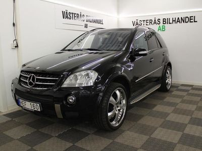 begagnad Mercedes ML63 AMG AMG 4MATIC AMG SpeedShift Plus 7G-Tronic 510hk