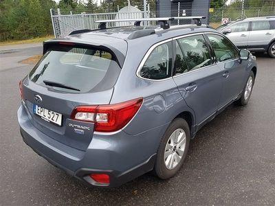 begagnad Subaru Outback 2.0D Läder (150hk)