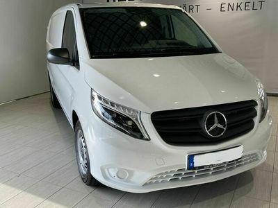 begagnad Mercedes Vito - Benz116 CDI Skåp lång star