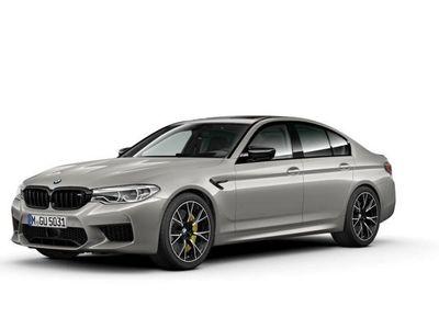 begagnad BMW M5 Sedan -20