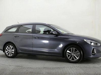 begagnad Hyundai i30 Kombi 1.0 T-GDi Nordic Edition +