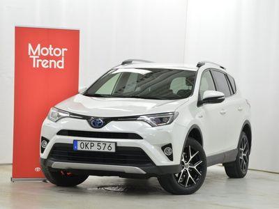 begagnad Toyota RAV4 Hybrid E-FOUR ACTIVE PLUS DRAG