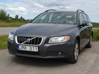 begagnad Volvo V70 D5