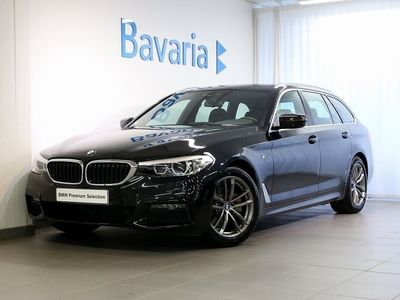 gebraucht BMW 520 d xDrive Touring M-Sport Connected Wi -19