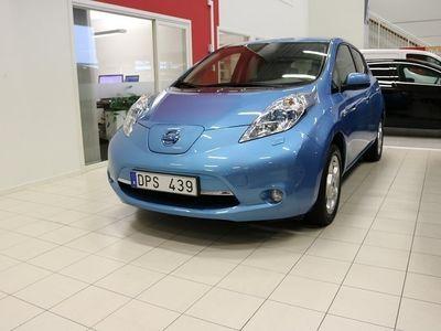 begagnad Nissan Leaf 24 kWh Single Speed 109hk