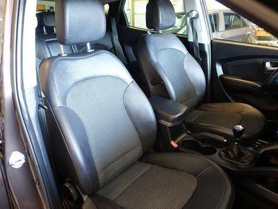 begagnad Hyundai ix35 1,7 CRDi Comfortplus