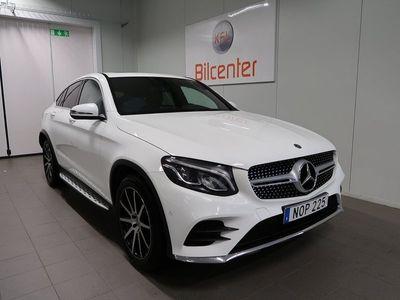 begagnad Mercedes GLC220 d Coupé 4MATIC AMG Sport Aut-Drag-Nav-Taklucka Euro 6 170hk