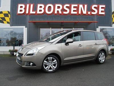 begagnad Peugeot 5008 1.6 THP 7-sits 2010, SUV 86 250 kr