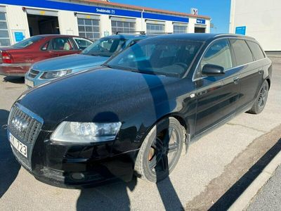 begagnad Audi A6 AV 3.2 QUATTRO