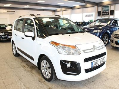 brugt Citroën C3 Picasso 1,6 HDi -13