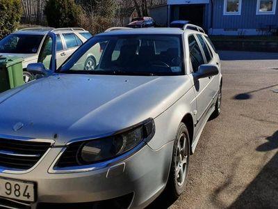 begagnad Saab 9-5 06, Biopower Sportkombi