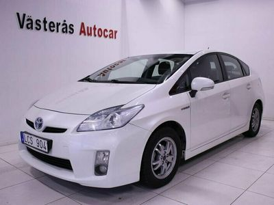 begagnad Toyota Prius 1.8 Automat VVT-i + 3JM CVT 136hk
