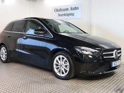 begagnad Mercedes 200 Benz B d Progressiv line Aut 2019, Personbil 249 500 kr