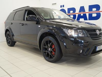 begagnad Fiat Freemont 2.0 Multijet 4x4 Automat Blackcode 7-sits 2014, SUV 139 900 kr