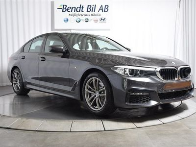 begagnad BMW 520 d xDrive Sedan / Värmare / M Sport