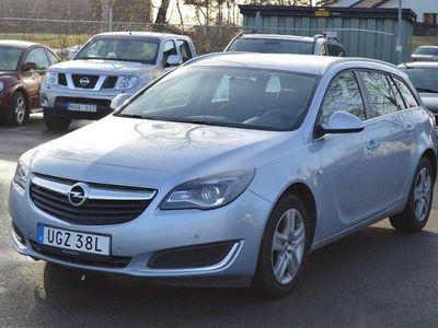 gebraucht Opel Insignia 1,6-cdti-Sport Tourer-GPS-Aut -16