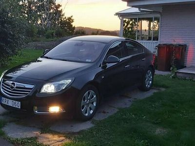 begagnad Opel Insignia