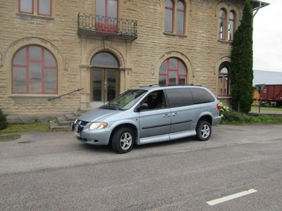 begagnad Dodge Grand Caravan 3.3 V6 Automat Handikappsanpassad