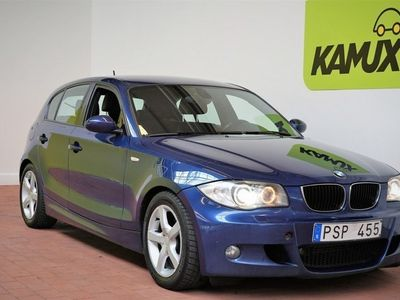 begagnad BMW 120 Advantage Comfort M-Sport