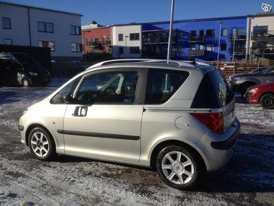 begagnad Peugeot 1007 1.4 (73hk) 7800mil nybes -06