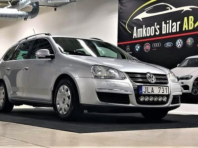 begagnad VW Golf Variant 2.0 TDI DSG Sekventiell Businessline 140hk