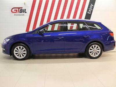 begagnad Seat Leon ST 1.6 TDI 115 STYLE *Drag, Teknikpaket