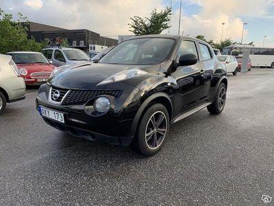 used Nissan Juke 1.6 XTRONIC-CVT 117hk- Ny Besiktad