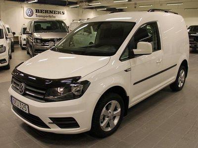 gebraucht VW Caddy Skåp 4Motion -18