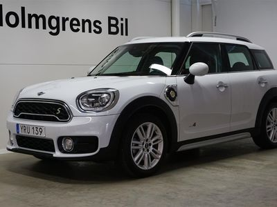 begagnad Mini Cooper S Countryman E ALL4 Plug-In Hybrid PHEV (miljöbil)