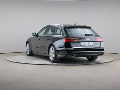 begagnad Audi A6 TDI Quattro S-Tronic Proline Avant Nav Drag