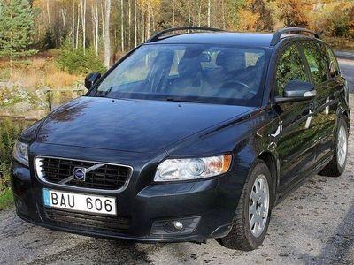 begagnad Volvo V50 1.6 D Momentum 109hk -10