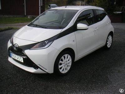 begagnad Toyota Aygo 1,0 VVT-i EURO 6 Mtv-VHjul -17