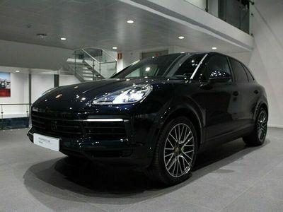 begagnad Porsche Cayenne E-Hybrid
