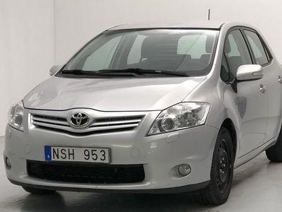 begagnad Toyota Auris 1.6 VVT-i 5dr 2010, Halvkombi 60 000 kr