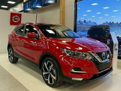 begagnad Nissan Qashqai 1,3 DIG-T DCT Tekna 2021, SUV Pris 279 000 kr